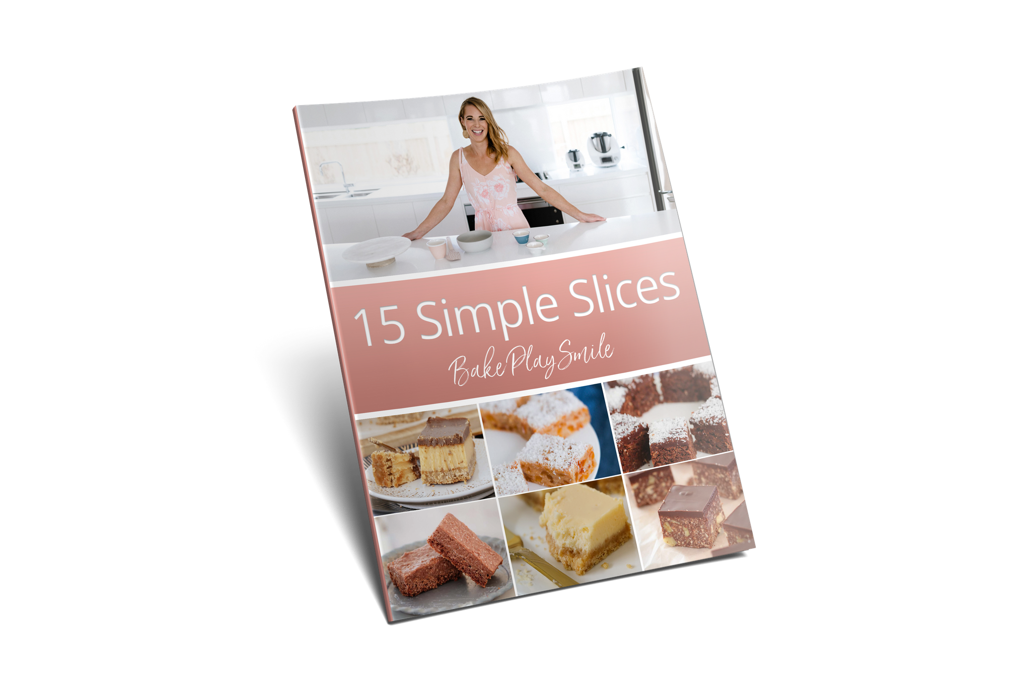 an image of a cookbook of slice recipes